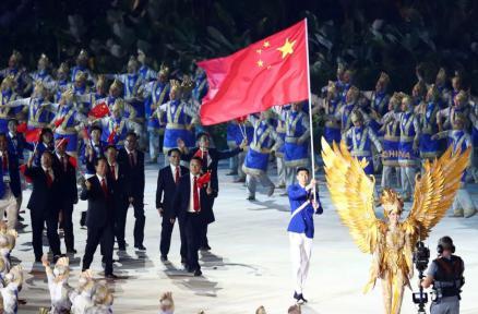 中国凯旋!万博manbetx手机版登入完美完成雅加达亚运会制播保障