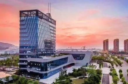 县融案例|玉环建设传媒新家园 打造传媒梦工厂
