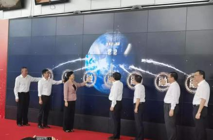深圳首批区级融万博体育app中心揭牌