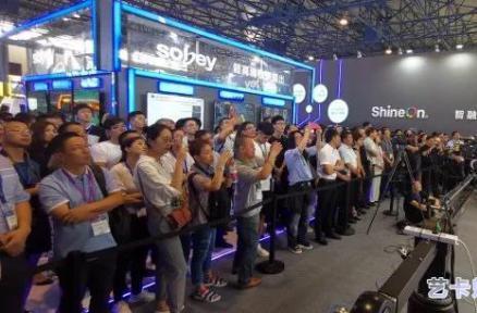 BIRTV2019 | 灵秀&艺卡首秀!增强型虚拟演播室正式发布